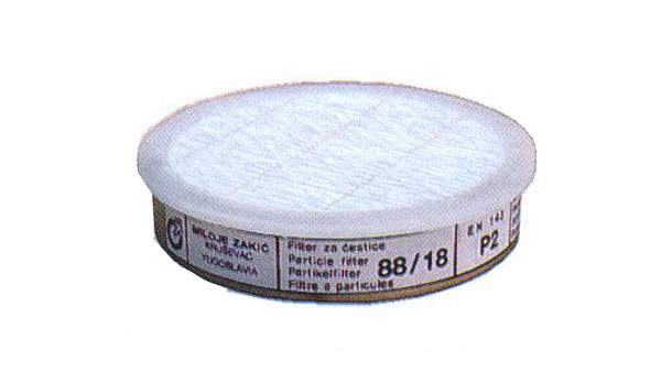 Particulate filter 88-18 P2