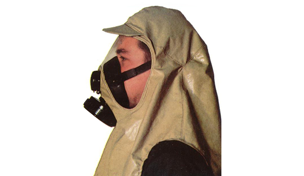 Protective hood for farmers