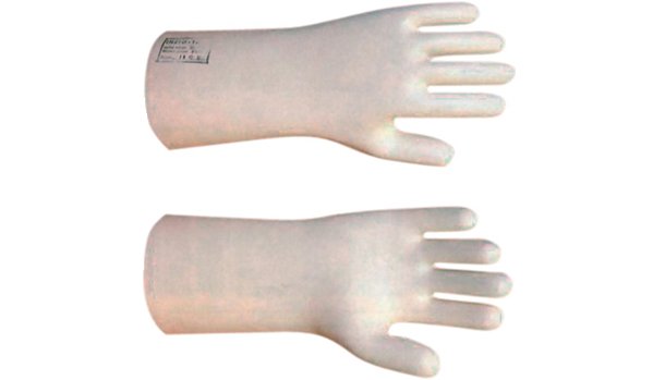 Protective gloves for electricians